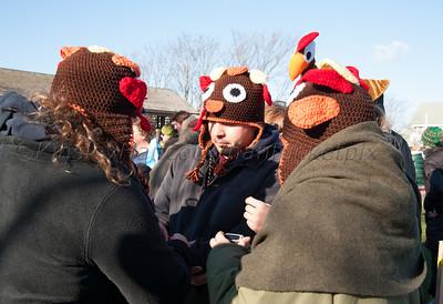 Nantucket Atheneum Turkey Plunge, November 28, 2013