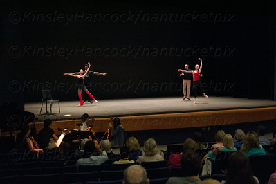 Nantucket Atheneum Dance Festival Demo, Nantucket  High School, Nantucket, MA July 24, 2014
