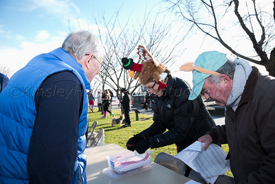 Nantucket Atheneum Turkey Plunge, Thanksgiving Day, Nantucket, MA, November 27, 2014