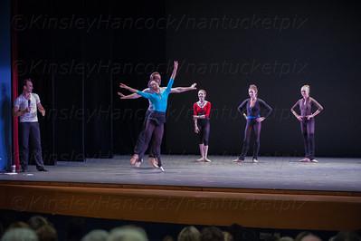 Nantucket Atheneum Dance Festival Demo, July 25, 2013