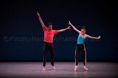 Nantucket Atheneum Dance Festival Dance Demo, Nantucket High School, July 23, 2015