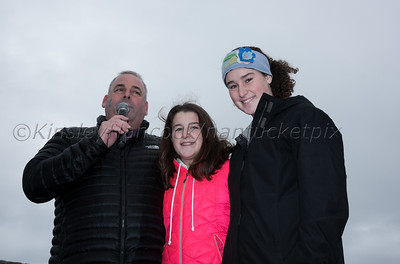 Nantucket Atheneum 15th Annual Turkey Plunge, Children's Beach, Nantucket, MA November 24, 2016