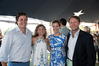 Race for Open Space Party, Nantucket Conservation Foundation, Nantucket, MA July 11, 2015