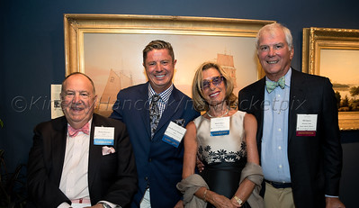 Nantucket Historical Association Antiques Show Opening at Bartlett Farm, July 30, 2015