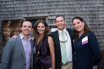 Nantucket Historical Association: The New Party at the Oldest House, 16 Sunset Hill, August 6, 2016, Nantucket