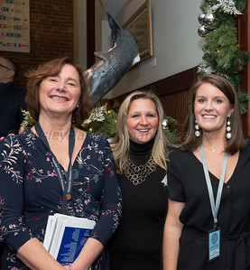 Nantucket Historical Association Festival of Trees Preview Party, Whaling Museum, Nantucket, Massachusetts, November 29, 2018