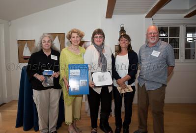 Nantucket Preservation Trust Awards, Nantucket Yacht Club, Nantucket, MA June 25, 2015