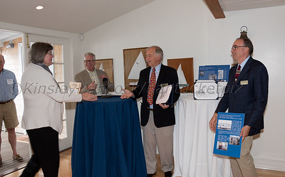 Nantucket Preservation Trust Awards, Nantucket Yacht Club, Nantucket, MA June 25, 2015
