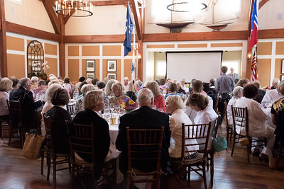 Nantucket Preservation Trust Lecture on preservation of Carolands by Johnsons, Great Harbor Yacht Club, July 23, 2015