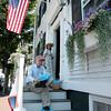 Nantucket Preservation Trust Historic House & Kitchen Tour, Centre Street, Nantucket, July 21, 2016