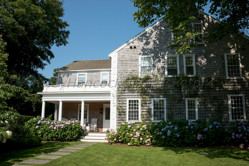 Nantucket Preservation Trust Historic House & Kitchen Tour, Centre Street, Nantucket, July 21, 2016