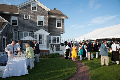 Nantucket Preservation Trust Fete, Hulbert Avenue, August 8, 2013