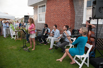 Nantucket Preservation Trust Fete, Hulbert Avenue, August 8, 2013
