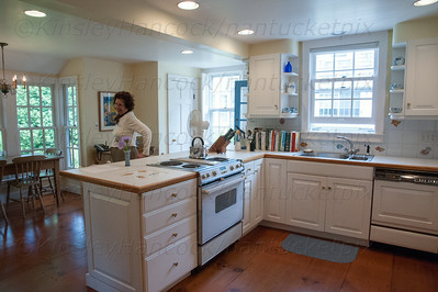Nantucket Preservation Trust Kitchen Tour, Quince and Hussey streets, Nantucket, MA July 17, 2014