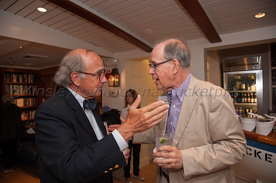 Nantucket Preservation Trust Awards at Nantucket Yacht Club, June 26, 2014