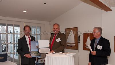 Nantucket Preservation Trust Awards at Nantucket Yacht Club, June 26, 2014
