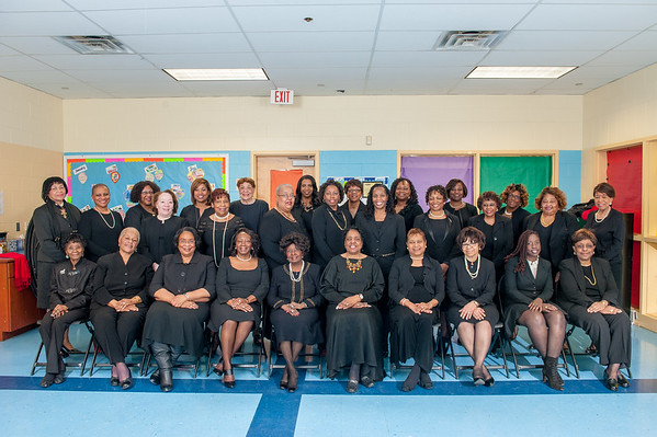 National Cooalition of 100 Black Women Group Photo 2015