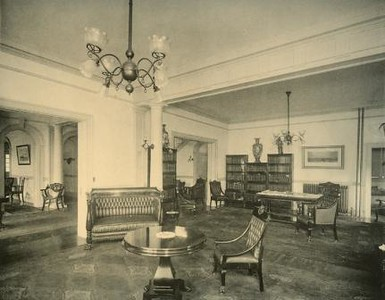 Library at the Piedmont Club (00113)