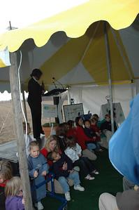 Rainbows United Inc 'Growing Hope' Campaign Nov 2006