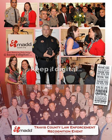 Recognition Event 2013