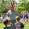 'Sconset Trust Games on the 'Sconset Chapel lawn, Siasconset, Massachusetts, July 4, 2019