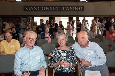 'Sconset Trust Annual Meeting, Siasconset Casino, 'Sconset, MA July 9, 2021