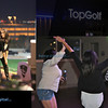 So at Top Golf you can go from hitting golf balls to having a great time on the dance floor in about ten steps!