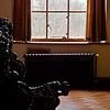 Vrijwel alles is versierd in het hele kasteel, de wanden, de plafonds, de vloeren, de meubelen: aan alles is heel veel aandacht besteed.
