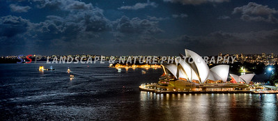 Sydney Harbour Panoramic Print