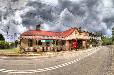 Wollombi Village Store - NSW, Australia