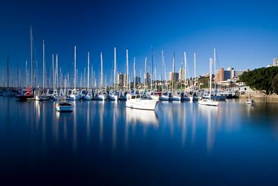 Rushcutters Bay, CYCA Marina