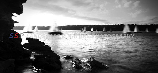 Twilight Yacht Racing - Sydney Harbour