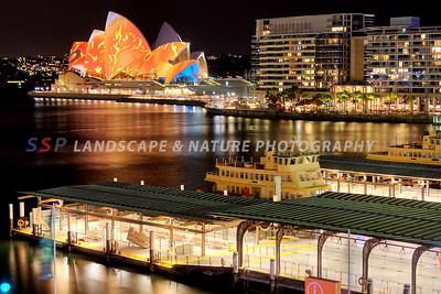 Circular Quay, Sydney Australia