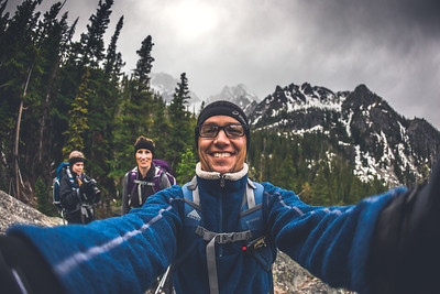 14mm selfie at 5,200ft