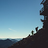 approaching Granite Mountain lookout at 5,580ft