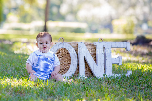 Oriana - One year Old