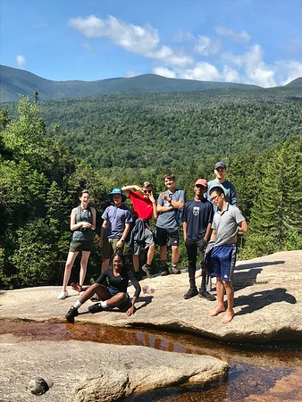 Orientation 2018: Backpacking (South to North)