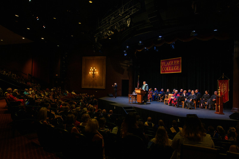 Convocation - Flagler College 2019