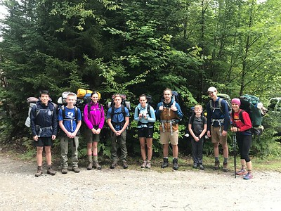 Orientation 2017: Backpacking North to South