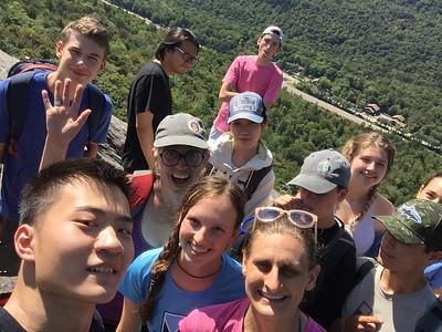 Orientation 2018: Day Hiking Pinkham Notch