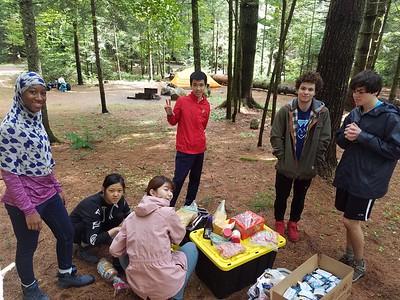 Orientation 2017: Day Hiking - Waterville Valley