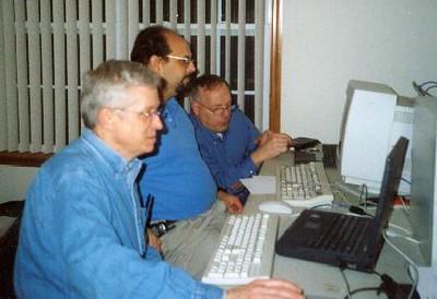 Pat Meehan, Matthew Robbins, Dick Arnett