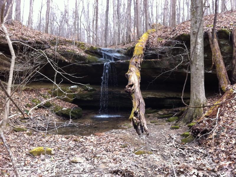 Saturday vetting photos - waterfall