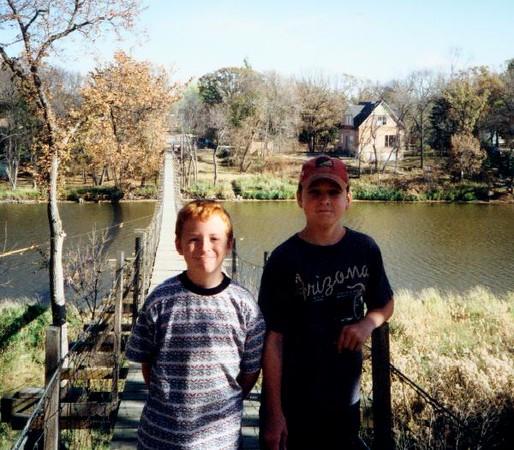 Tyler and Kyle Hertel