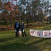 proud finishers!
