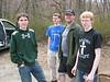 Sam Gordon, Adam White, Scott Gordon, Doug Frederick