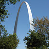 We started west on August 27, 2010.  The Gateway Arch in St. Louis was our first stop.