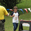 Ben at Saturday finish