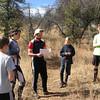 Junior Training On Feb 19.  Luke, Cristina, Erin, Gian, Daniel