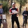 Junior Training, Feb 19.  Cristina Luis, Erin Schirm, Gian